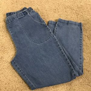 Vintage high waisted mom jean